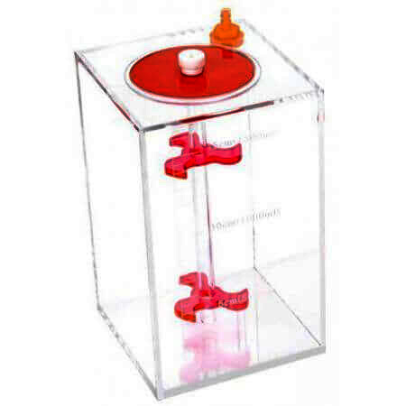 Coral Box Doseercontainer 1 x 2,5 liter