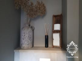 Oude steenmal / baksteenmal - 2 vaks no. 19