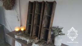 Oude steenmal / baksteenmal - 3 vaks no. 9