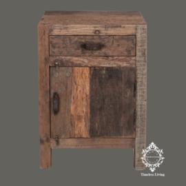 Nachtkastje Angelo - 1 lade en 1 deur