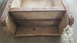 Oude steenmal / baksteenmal XL - 3 vaks no. 3