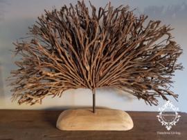 Stoer driftwood takken decoratie op standaard no. 2