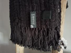 Lifestyle Plaid - Zwart 170 x 130