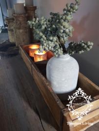 Oude steenmal / baksteenmal - 2 vaks no. 17