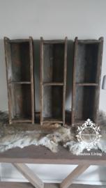 Oude steenmal / baksteenmal - 2 vaks no. 15