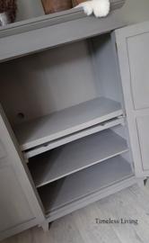Kast Sofie - Stoer sobere & landelijk kast / computerkast