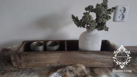 Oude steenmal / baksteenmal - 2 vaks no. 5