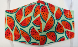 BASIC watermeloen GLAD - Maat volwassenen