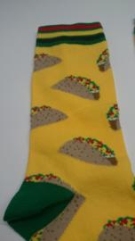 Taco sokken - Maat 38 t/m 46