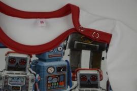 Robot shirt - Maat 86