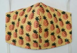 BASIC ananassen GLAD - Maat volwassenen