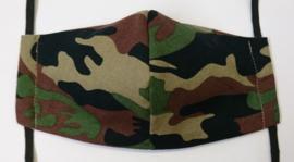 BASIC camouflage GLAD - Maat volwassenen