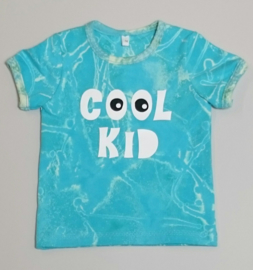 Cool kid shirt bleach - Maat 74