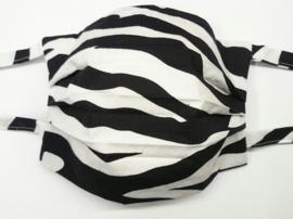 DE LUXE zebra PLOOI - Maat volwassenen