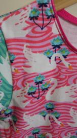 Zwaantjes t-shirt - Maat 104