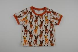 Bambi shirt - Maat 62