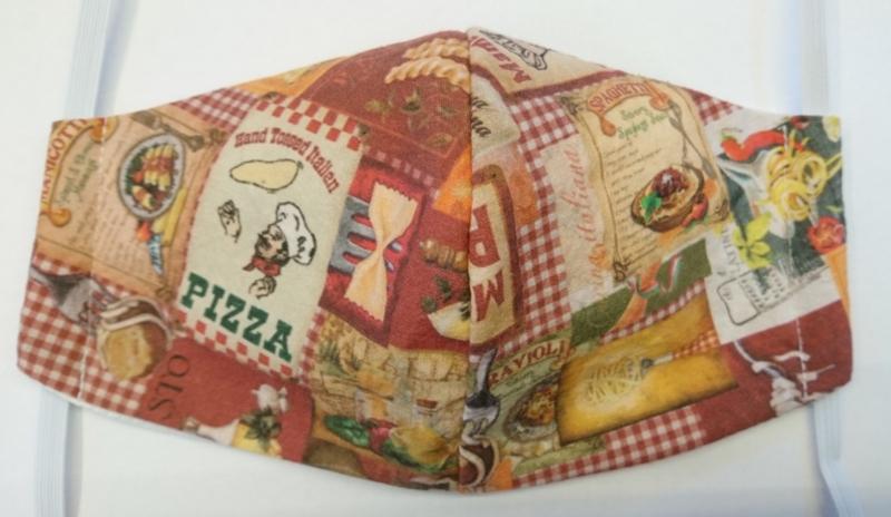 BASIC pizza pasta GLAD - Maat volwassenen