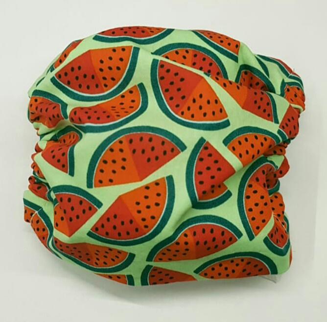 BUDGET meloenen met elastiek - Maat volwassenen