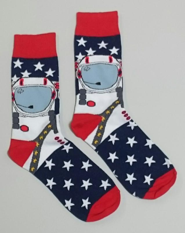 Space sokken - Maat 35 t/m 41
