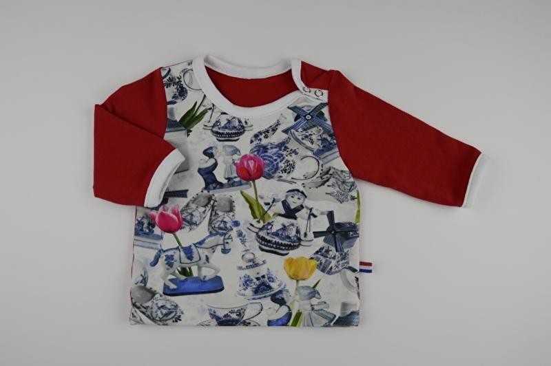 Hollands shirt - Maat 62