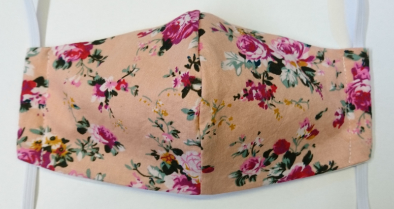 BASIC romantische bloemen GLAD - Maat volwassenen