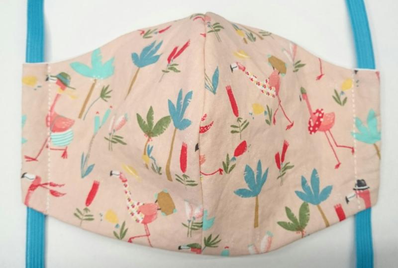 Flamingo's hoed GLAD - Maat volwassenen LAATSTE!