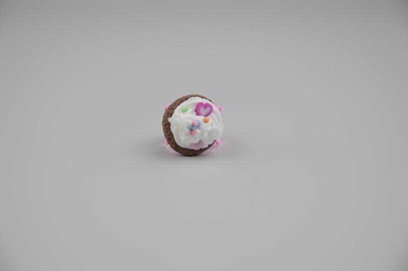 Filigraan taartje ring