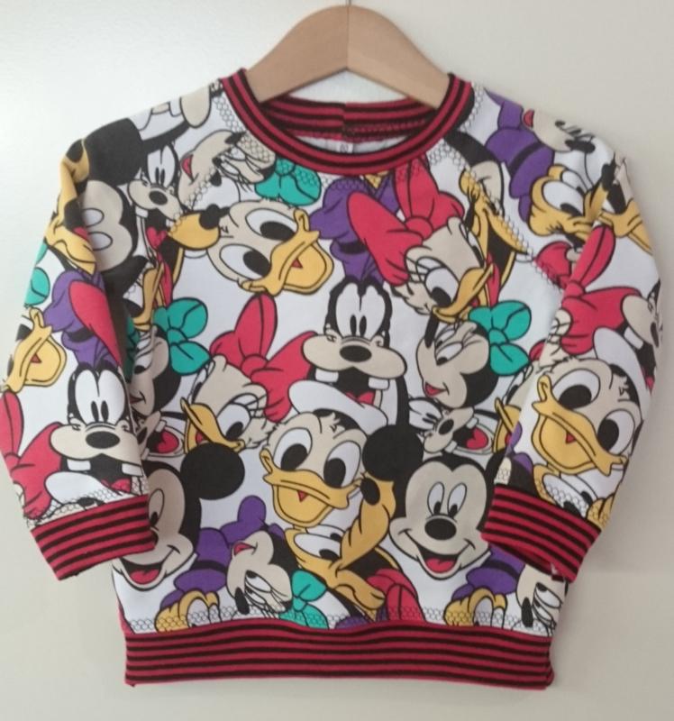 Disney longsleeve - Maat 80