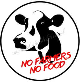 No Farmer No Food Koe