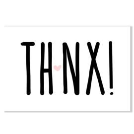 Kaartje Thnx!