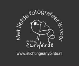Zonnescherm Earlybirds Fotograaf