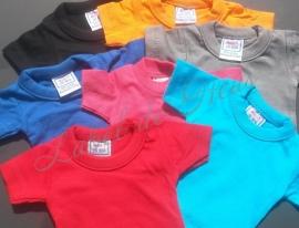 Mini T-Shirtje (onbedrukt)