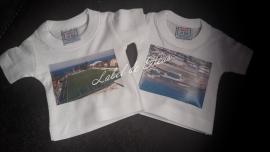 Shirtje met foto incl. hangertje