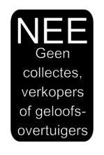 Nee sticker - 1