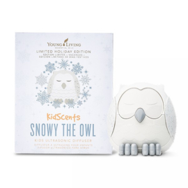Snowy the owl / Uil diffuser met TummyGize