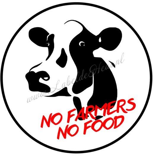 No Farmer No Food Koe