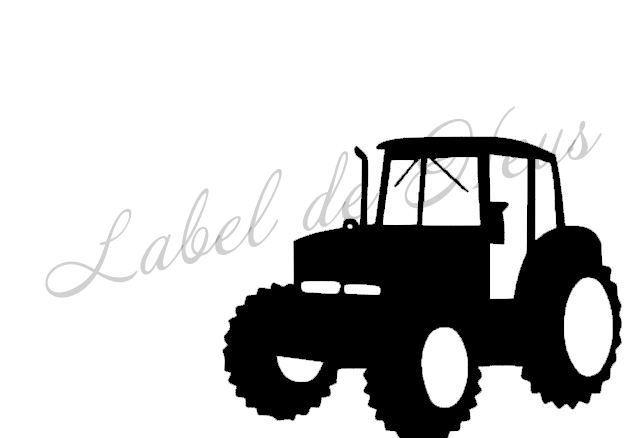Koffertje tractor