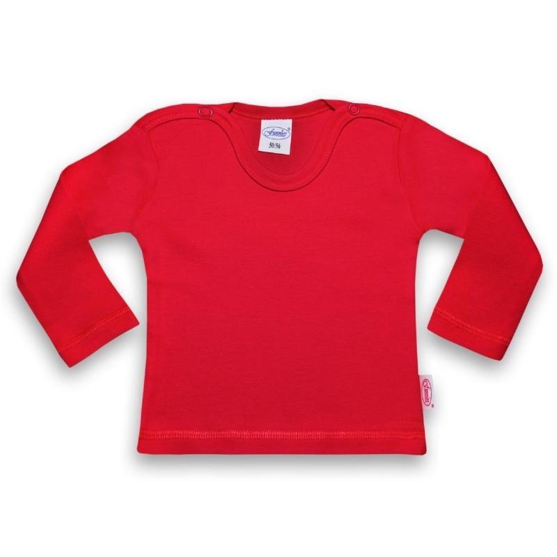 Baby T-shirt, maat 50-56, lange mouw