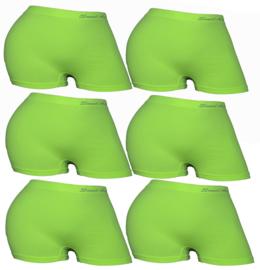 Naadloos Microfiber Boxershorts High one size look gellow 6 VOOR €10,-