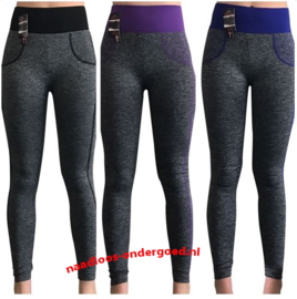 Sportleggings NO 35 nu 2 voor 10 euro