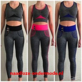 sportleggings met bh 10 euro