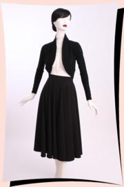 New Look Breeze Skirt Zwart