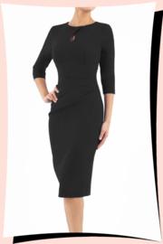Ubrique Pencil dress Black