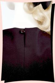 Sandra Pencil Dress Zwart