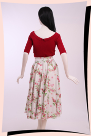 New Look Blossoms Skirt