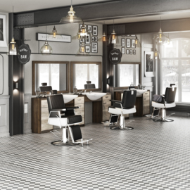SALONSET BARBER RETRO