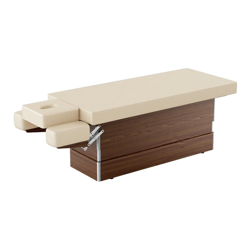 Houten Massage Tafel Schoonheidssalon Apparatuur Gezicht Bed