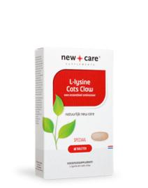 L-LYSINE + CATS CLAW (60 stuks)