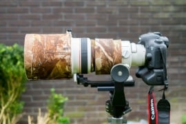 lenssteun voor canon 300mm F2.8 USM Non IS
