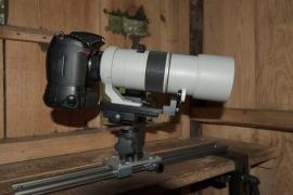 Lenssteun voor Nikon 300mm F4.0